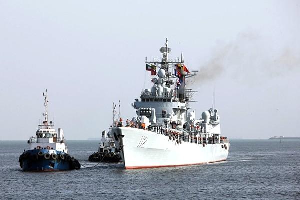中共海外基地遇麻煩 中日海軍險爆軍事摩擦
