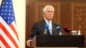 双管齐下:美国务卿吁平壤对话 2航母提前出动