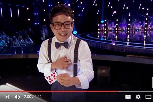 韓國魔術師讓《美國達人秀》評審一臉疑惑(視頻)