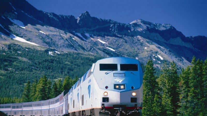 乘火車環美  不一樣的旅遊體驗