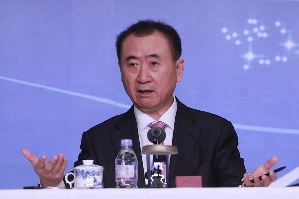 王健林美國再遭重創 一夜蒸發50億震動美股