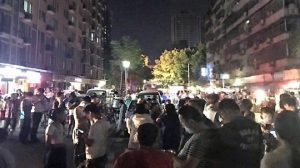 (更新)四川九寨沟7.0强震 增至12死175人伤