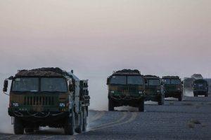 中印对峙愈演愈烈 专家:绝无战争可能