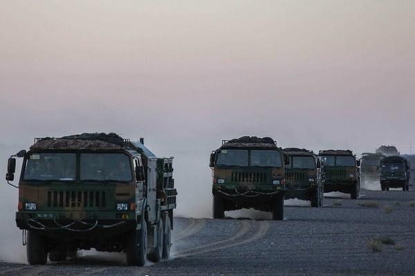 中印對峙愈演愈烈 專家:絕無戰爭可能