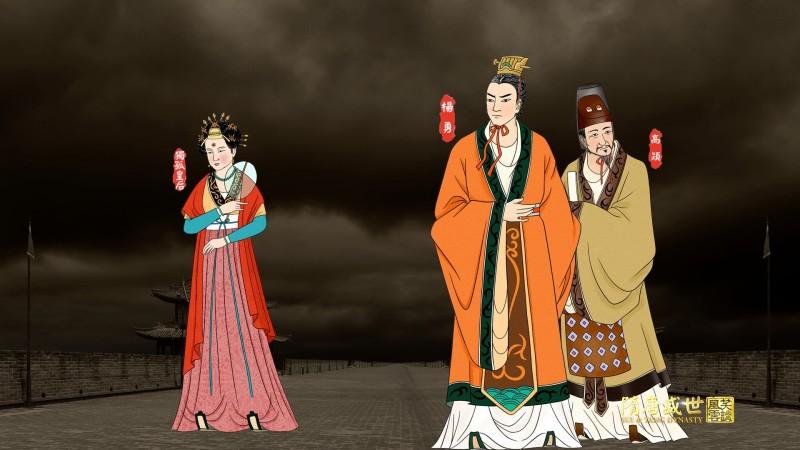 【歷史知識小測試】盛世之下的危機,晉王奪嫡
