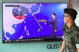 朝鲜扬言飞弹攻击 关岛爆红民众淡定