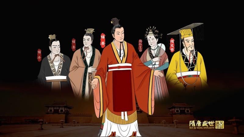 【歷史知識小測試】隋文帝的家庭悲劇,弒父疑雲