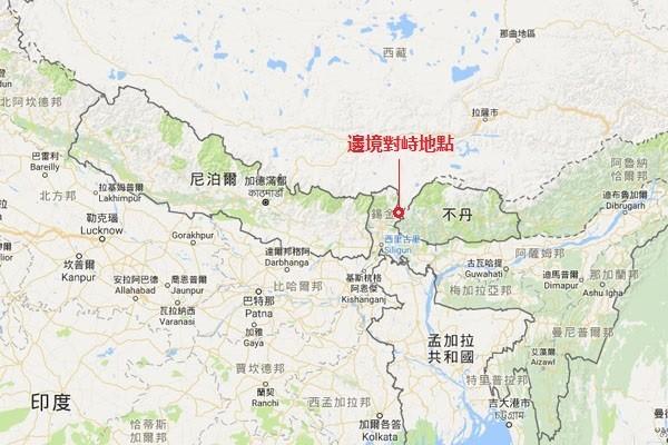 """不丹发声驳""""反水说"""":洞朗是不丹领土 中方违反协定在先"""