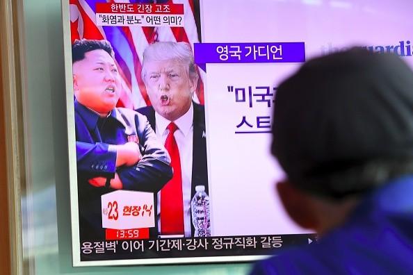 朝鲜疑似移动洲际弹道导弹 军方高层紧急待命