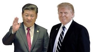 """川普称""""炮弹上膛"""" 与习近平通话解决朝鲜问题"""