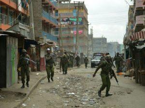 肯尼亚选后暴动持续 警民冲突至少11死