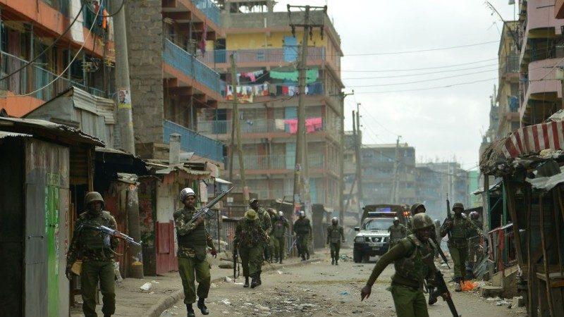 肯尼亞選後暴動持續 警民衝突至少11死