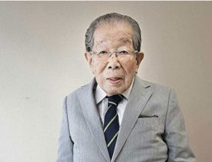 活到105歲 日本長壽專家分享祕訣(上)