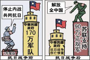 毛泽东:联日打蒋可获暴利 我不怕当民族叛徒