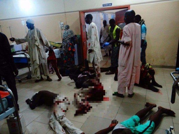 尼国遭女炸弹客相继引爆 已知30死80人伤