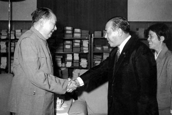 毛澤東感謝日本侵華及放棄巨額戰爭賠償內幕