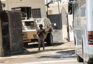 恐怖组织哈玛斯首度遭攻击 2死5伤