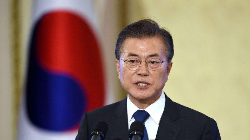 文在寅:朝鮮正逼近「紅線」必須停止挑釁