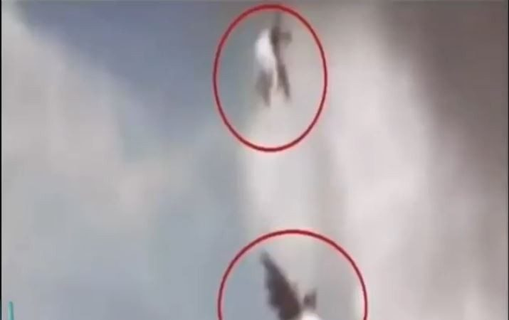15个真实存在的天使被拍到(视频)