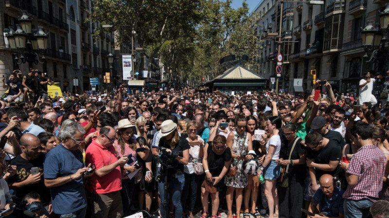 西班牙2起汽車攻擊 共14死130傷來自34國