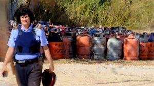 西班牙2起恐攻 爆炸案打乱庞大攻击 女勇警撃毙5歹徒