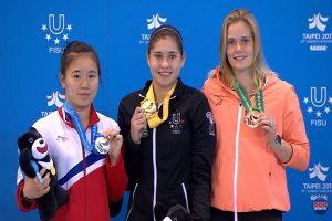 2017台北世大运 男女选手跳水决赛(直播回放)