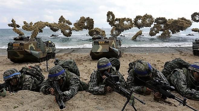 備戰?美軍4高層密集訪韓 美韓軍演「推翻金正恩」