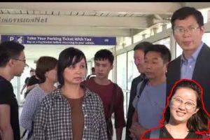 章瑩穎案有新證據  母親弟弟抵美並向川普總統請願