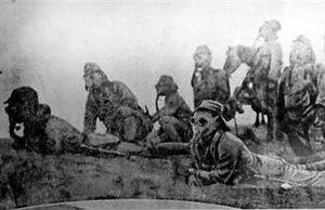 """日本二战黑暗历史 """"不存在的岛""""上曾储存大量毒气"""