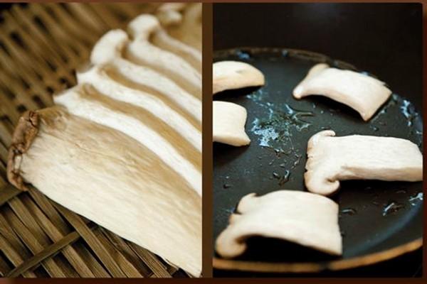 香煎杏鮑菇 好吃兼減肥