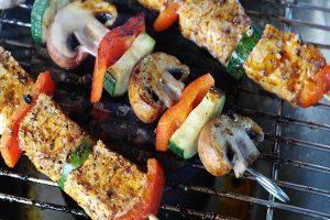烤肉前用一物 網子不會變黑 食物不會烤焦
