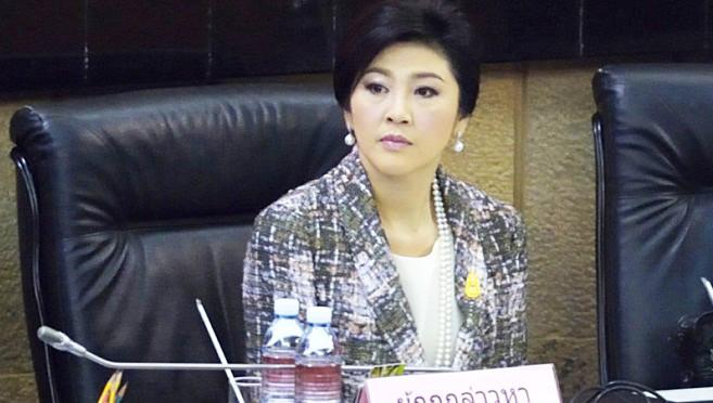 瀆職案宣判 盈拉「耳疾」未現身 泰法院發逮捕令