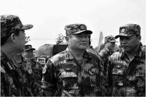 传张又侠任军委副主席 曾助习挫败中央警卫局政变