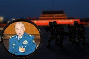 中共空军司令突换人 红二代马晓天去向不明