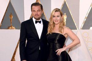 20年后《泰坦尼克号》成真 莱昂纳多和凯特终成恋人(组图)