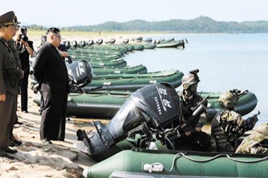 金正恩狂言拿下首尔 日媒:两周内或核试验