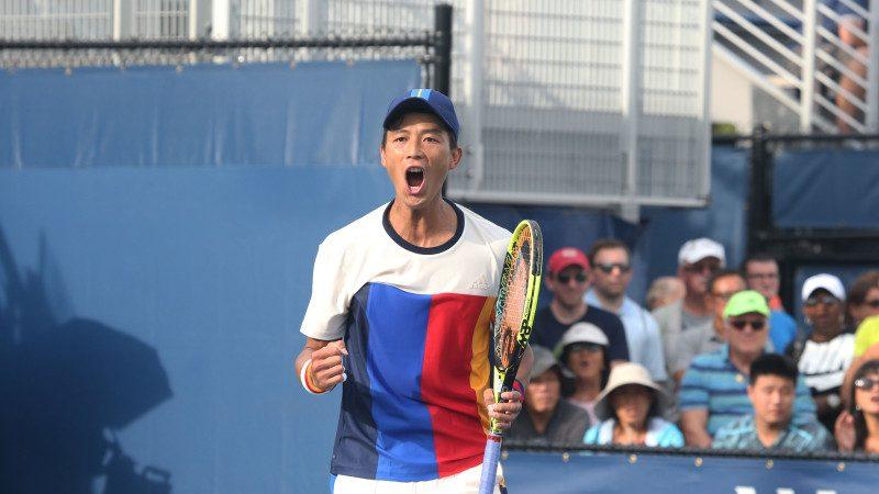 快訊:盧彥勳美網首輪擊敗25號種子晉級