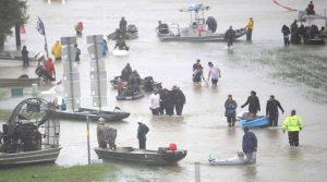 休斯顿两水库今日开闸放水 洪灾恐加剧