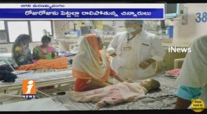 印度一公立医院 48小时内42名儿童死亡