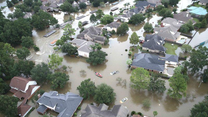 兩股新熱帶風暴正在形成 或再次危及德州