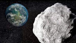 百年来最大颗小行星急速掠过地球 若撞上将入冰河期