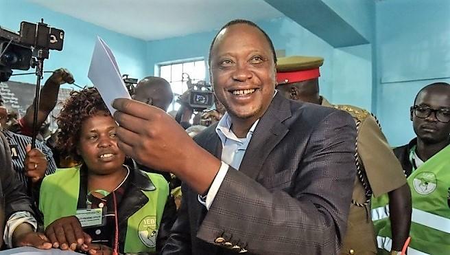 罕见!肯尼亚总统大选无效 60天内重选