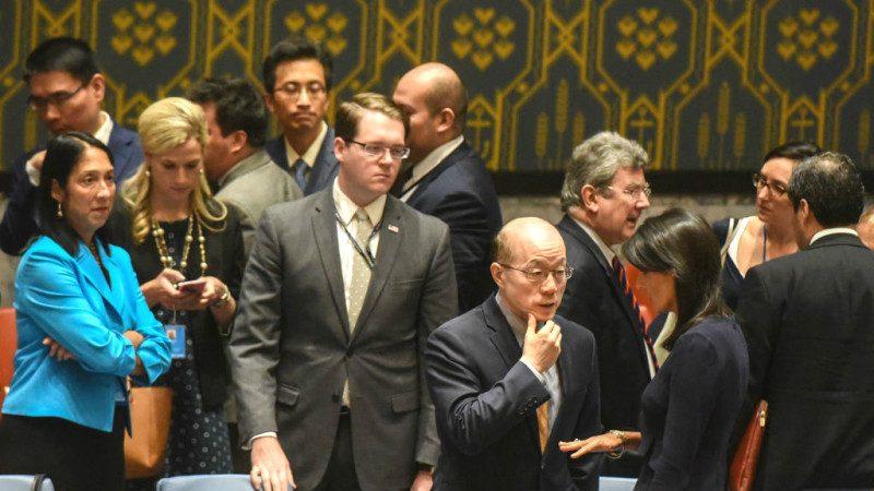 新制裁方案擬定 美國提議凍結朝鮮資產