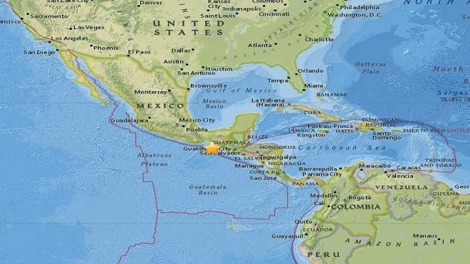墨西哥8.1級強震 民眾漏夜驚逃至少32死