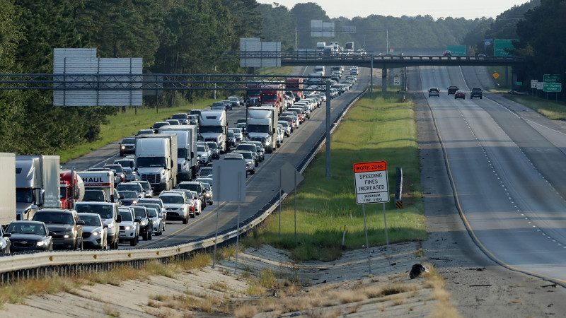艾瑪重拾威力 佛州已現強風暴雨 560萬人撤離如末日