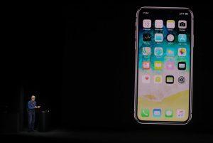 史上最贵iPhoneX到来 再见Home键 刷脸解锁