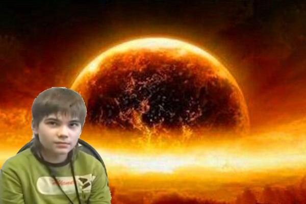 「火星男孩」預言:中國擔特殊使命 未來將統治地球(視頻)