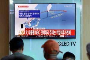 志在關島!朝鮮射彈這次最遠 日人:將來永無寧日