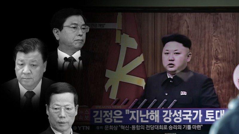 """分析:北京怕金正恩""""狗急跳墙"""" 祸起江泽民给习埋炸弹"""