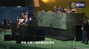 楊寧:中共迴避川普聯大演講、攻擊彭斯的考量